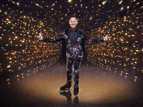 Jason Donovan will sit out this week's Dancing On Ice (Matt Frost/ITV)