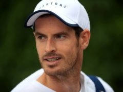 Andy Murray continued his winning run in Italy (Adam Davy/PA)