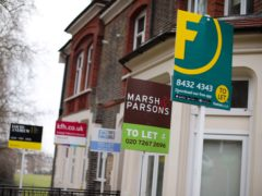 Stamp duty rules should be reformed in the Budget to help boost the supply of homes to rent, the National Residential Landlords Association said (Yui Mok/PA)
