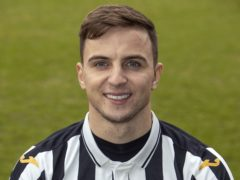 Eamonn Brophy is one of five players missing for St Mirren (Jeff Holmes/PA)