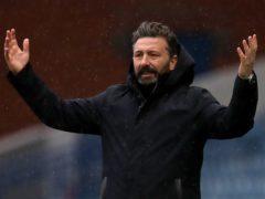 Derek McInnes expects Aberdeen to turn their form around (Andrew Milligan/PA)