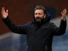 Derek McInnes has a challenge on his hands (Andrew Milligan/PA)