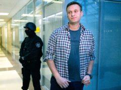 Alexei Navalny (Alexander Zemlianichenko/AP)