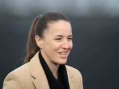 Casey Stoney has driven Manchester United's title challenge in the Women's Super League (Martin Rickett/PA)