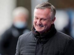 Stoke boss Michael O'Neill has no fresh injury concerns (Richard Sellers/PA)