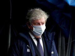 Crystal Palace manager Roy Hodgson's injury woes show no sign of abating (Ian Walton/PA)