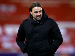 Norwich manager Daniel Farke was delighted with his side's response (Martin Rickett/PA)