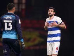 Yoann Barbet was QPR's matchwinner (John Walton/PA)