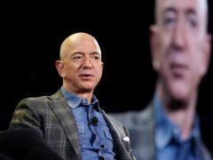 Amazon CEO Jeff Bezos (John Locher/AP)