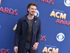 Morgan Wallen has apologised after a video surfaced showed him shouting a racial slur (Jordan Strauss/Invision/AP)