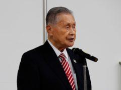Yoshiro Mori is set to quit as Tokyo 2020 president, according to reports (Kim Kyung-hoon/AP)