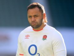 Billy Vunipola admits he is out of form (Adam Davy/PA)