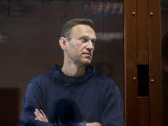Alexei Navalny (Babuskinsky District Court Press Service via AP)