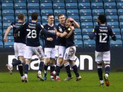 Millwall found form to put four goals past Sheffield Wednesday (Jonathan Brady/PA)