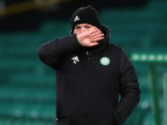 Neil Lennon looking for Celtic improvement to continue (Jane Barlow/PA)