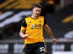 Leander Dendoncker helped Wolves to a point against Leicester (Nick Potts/PA)