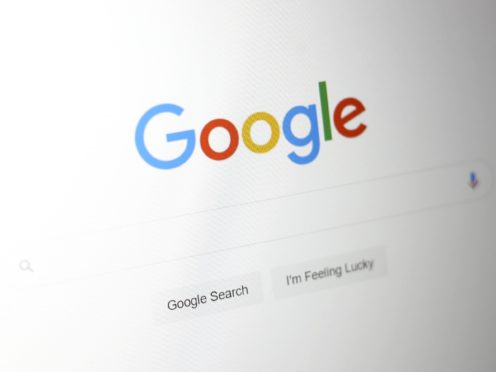 Google launches curated news feed service in the UK (Tim Goode/PA)