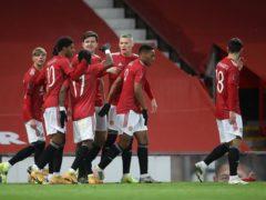 Manchester United edged into the quarter-finals (Martin Rickett/PA)