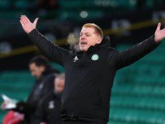 Celtic boss Neil Lennon wants a quick start at St Johnstone (Andrew Milligan/PA)