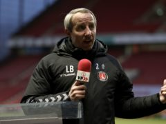 Charlton boss Lee Bowyer was less than impressed with Gillingham manager Steve Evans (Steven Paston/PA).