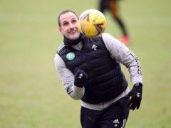 John Kennedy will take small steps at Celtic (Ian McNichol/PA)