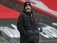 Wolves boss Nuno Espirito Santo fears for his players on international duty. (Andy Rain/PA)