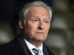 Ian Bankier is Celtic's chairman (Andrew Milligan/PA)