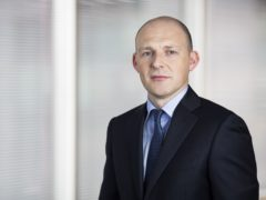 Johnny Hanna, partner in charge of KPMG in Northern Ireland (Executive Office/PA)