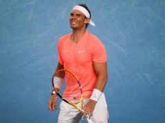 Rafael Nadal does not want tennis to stop again (Andy Brownbill/AP)