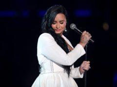 Demi Lovato revealed she suffered three strokes and a heart attack following her near-fatal drug overdose in 2018 (Matt Sayles/Invision/AP, File)