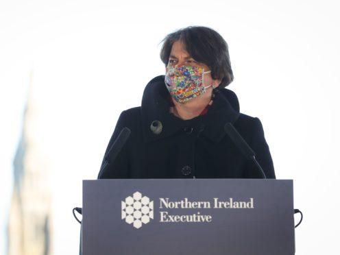 Northern Ireland's First Minister Arlene Foster (Kelvin Boyes/Press Eye)