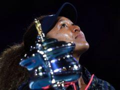 Naomi Osaka won her fourth grand slam title in Melbourne (AP Photo/Mark Dadswell)