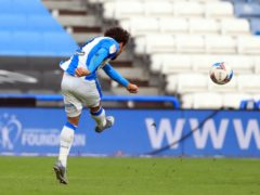 Duane Holmes's stunning second goal put his side well in control over Swansea (PA)