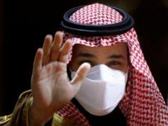 Saudi Crown Prince Mohammed bin Salman (Amr Nabil/AP)