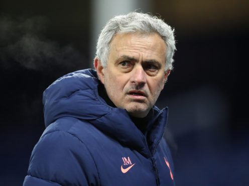 """Jose Mourinho says being under pressure is like """"oxygen"""" to him (Martin Rickett/PA)"""