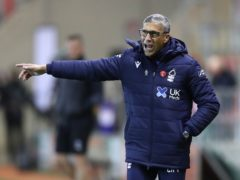 Nottingham Forest manager Chris Hughton says he has a very happy changing room after the win at Rotherham (Martin Rickett/PA)