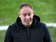 Steve Cooper was a happy man after Swansea's win (Nick Potts/PA)