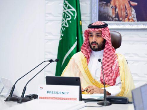 Saudi Arabia's Crown Prince Mohammed bin Salman (Saudi Royal Palace/AP)
