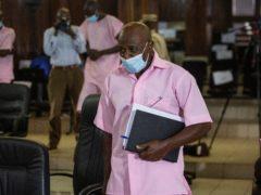Paul Rusesabagina inspired the film Hotel Rwanda (Muhizi Olivier/AP)