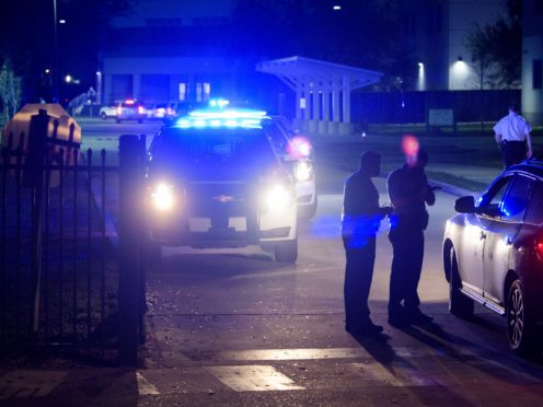 The incident took place at George Washington Carver High School (The Times-Picayune/The New Orleans Advocate/AP)