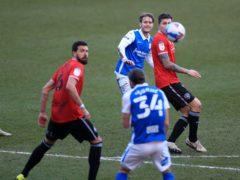 Birmingham's Alen Halilovic scores a fine goal (Mike Egerton/PA)