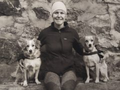 Esther Dingley, who went missing late last year in the Pyrenees (LBT Global/PA)