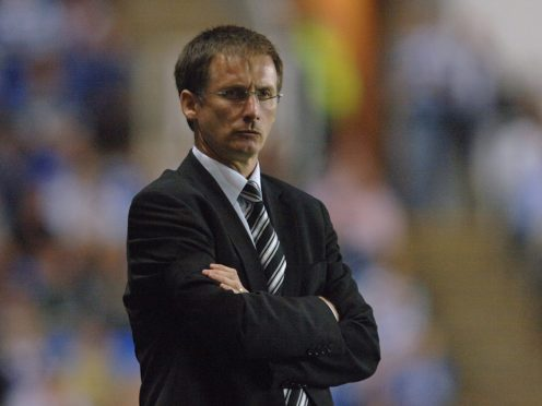 Glenn Roeder has died at the age of 65 (Sean Dempsey/PA)