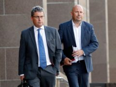 The Lord Advocate said there was a 'very serious failure in system of prosecution' against Paul Clark (right) and David Whitehouse (left). (Danny Lawson/PA)