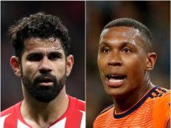 Diego Costa and Marcelo are in the latest football rumours (Nick Potts/Martin Rickett/PA)