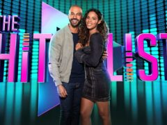 Marvin and Rochelle Humeshost music quiz show The Hit List, which will return for a fourth series, the BBC said (BBC/PA)