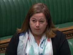 SNP Westminster deputy leader Kirsten Oswald (House of Commons/PA)