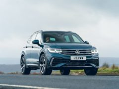 The Tiguan has proved immensely popular for Volkswagen