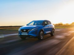 The latest third-generation Qashqai has arrived