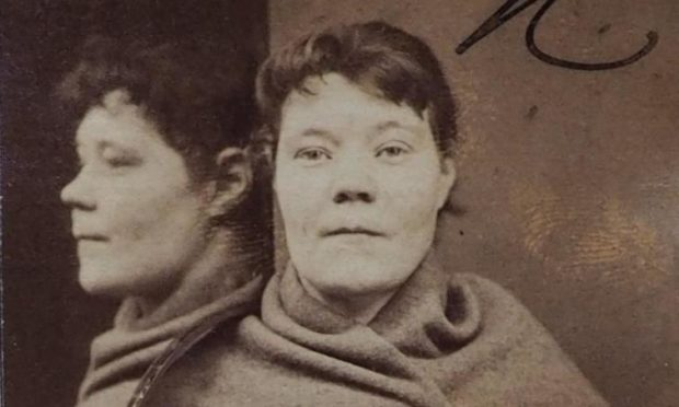 Granite Noir: The steely stare of Victorian criminals still command attention today